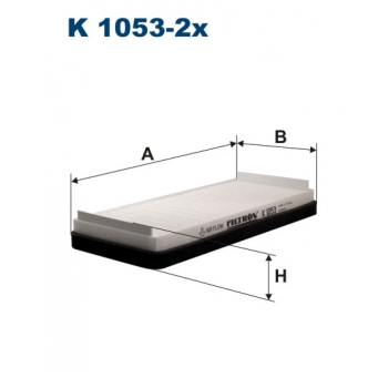 Filtron K 1053-2X - kabinovy filtr
