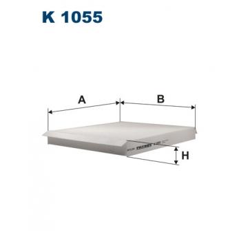 Filtron K 1055 - kabinovy filtr