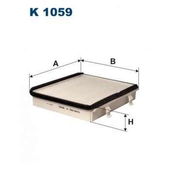 Filtron K 1059 - kabinovy filtr