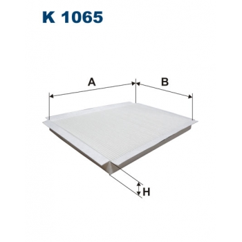 Filtron K 1065 - kabinovy filtr