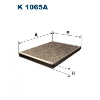 Filtron K 1065A - kabinovy filtr