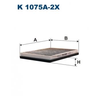 Filtron K 1075A-2X - kabinovy filtr