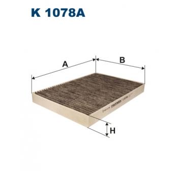 Filtron K 1078A - kabinovy filtr