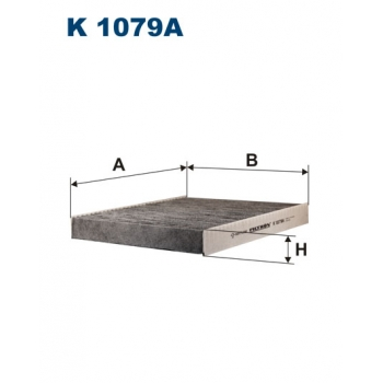 Filtron K 1079A - kabinovy filtr