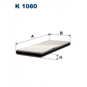 Filtron K 1080 - kabinovy filtr
