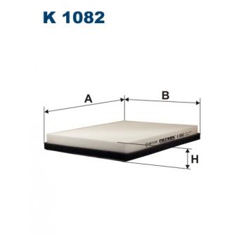 Filtron K 1082 - kabinovy filtr