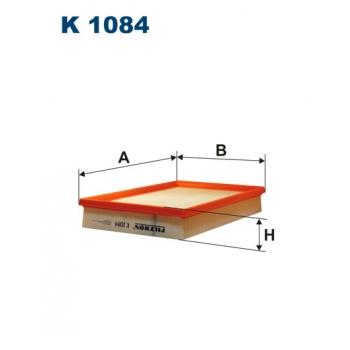 Filtron K 1084 - kabinovy filtr