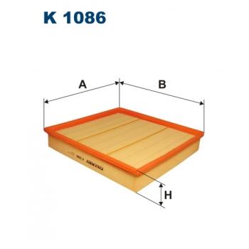 Filtron K 1086 - kabinovy filtr