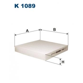 Filtron K 1089 - kabinovy filtr
