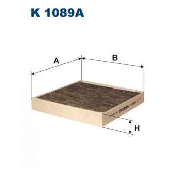 Filtron K 1089A - kabinovy filtr