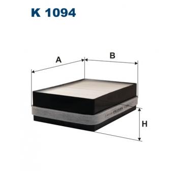 Filtron K 1094 - kabinovy filtr