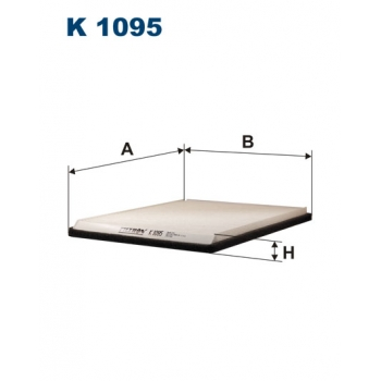 Filtron K 1095 - kabinovy filtr