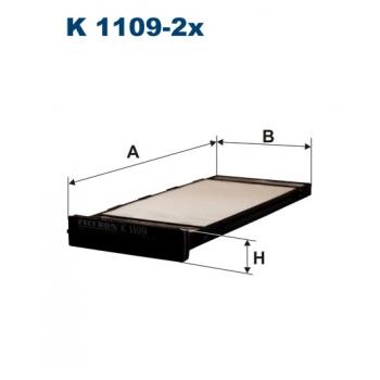 Filtron K 1109-2X - kabinovy filtr