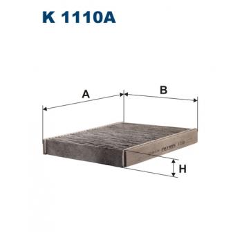 Filtron K 1110A - kabinovy filtr