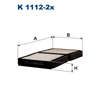 Filtron K 1112-2X - kabinovy filtr