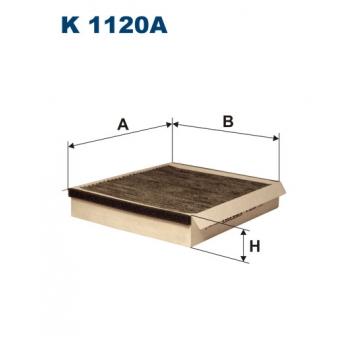 Filtron K 1120A - kabinovy filtr
