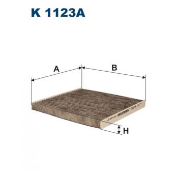 Filtron K 1123A - kabinovy filtr