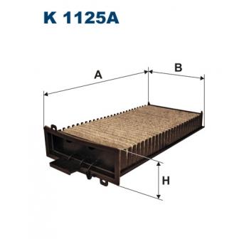 Filtron K 1125A - kabinovy filtr