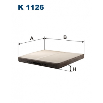 Filtron K 1126 - kabinovy filtr