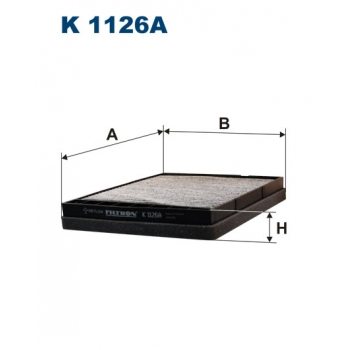 Filtron K 1126A - kabinovy filtr