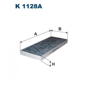 Filtron K 1128A - kabinovy filtr