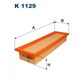 Filtron K 1129 - kabinovy filtr