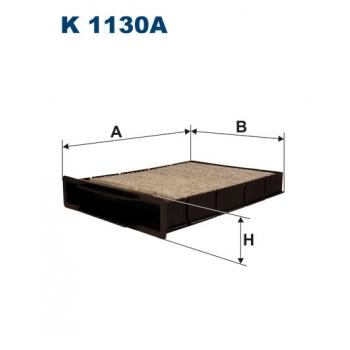 Filtron K 1130A - kabinovy filtr