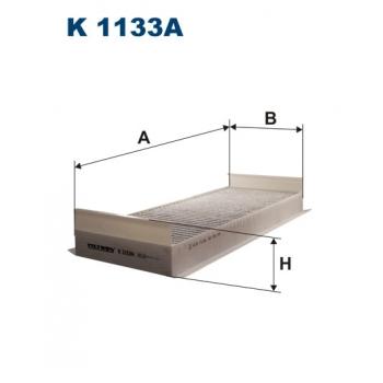 Filtron K 1133A - kabinovy filtr