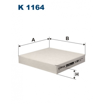 Filtron K 1164 - kabinovy filtr