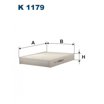 Filtron K 1179-2X - kabinovy filtr