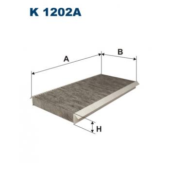 Filtron K 1202A - kabinovy filtr