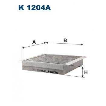 Filtron K 1204A - kabinovy filtr