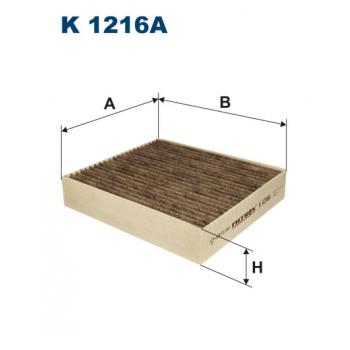 Filtron K 1216A - kabinovy filtr