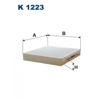 Filtron K 1223 - kabinovy filtr