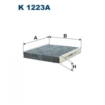 Filtron K 1223A - kabinovy filtr