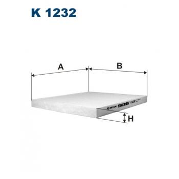 Filtron K 1232 - kabinovy filtr