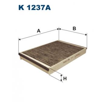 Filtron K 1237A - kabinovy filtr