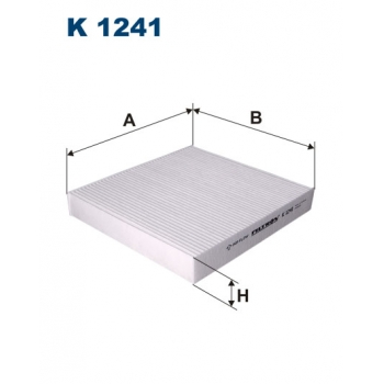 Filtron K 1241 - kabinovy filtr