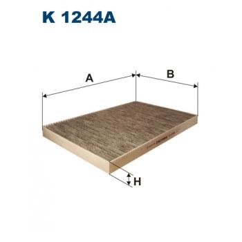 Filtron K 1244A - kabinovy filtr