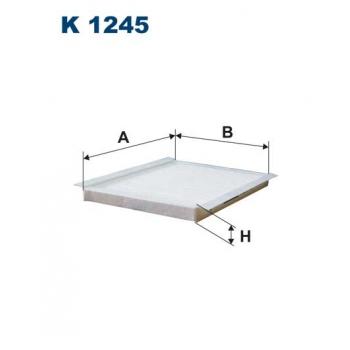 Filtron K 1245 - kabinovy filtr