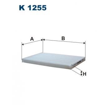 Filtron K 1255 - kabinovy filtr