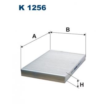 Filtron K 1256 - kabinovy filtr