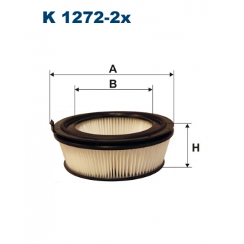 Filtron K 1272-2X - kabinovy filtr