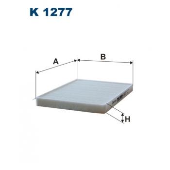 Filtron K 1277 - kabinovy filtr