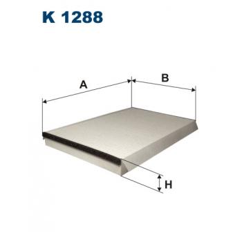 Filtron K 1288 - kabinovy filtr