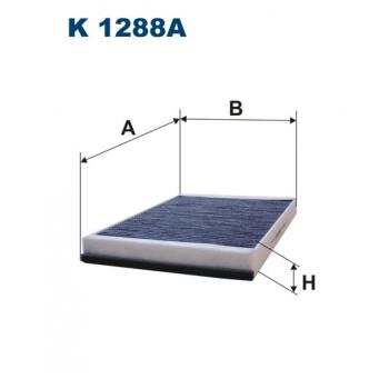 Filtron K 1288A - kabinovy filtr
