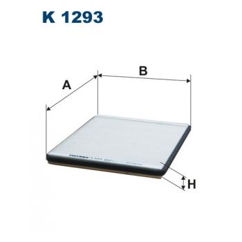 Filtron K 1293 - kabinovy filtr