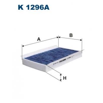 Filtron K 1296A - kabinovy filtr