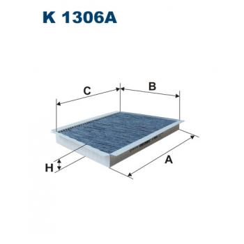 Filtron K 1306A - kabinovy filtr