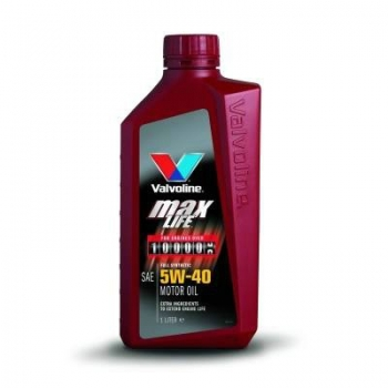 Valvoline Max Life Synthetic 5W-40 1l